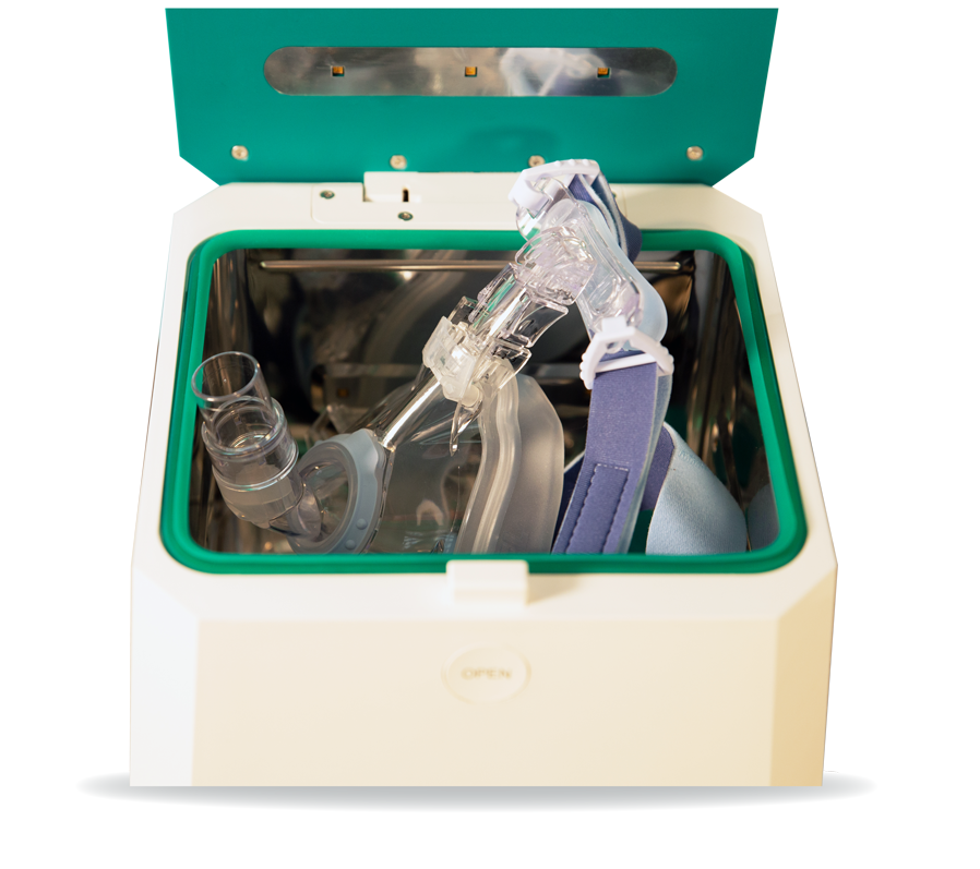 cpap-mask-in-cleaner